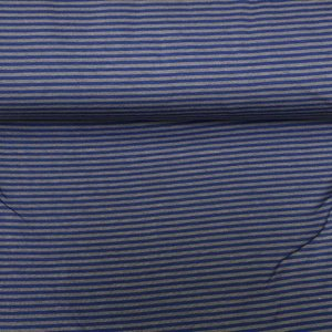 Froy & Dind - Tricot - Stripes Grey/Blue
