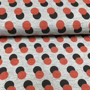 Tricot - Circles orange