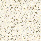 About Blue Fabrics - Golden spots - French terry