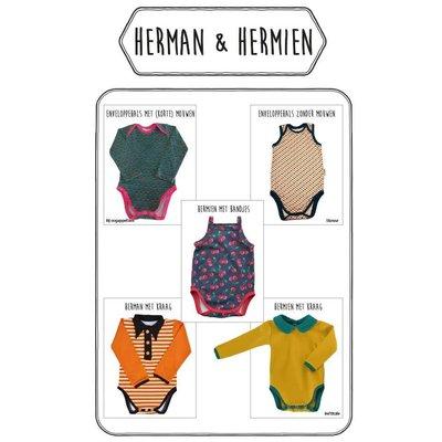 Herman & Hermien, patroon