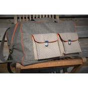 Blueberry bag, patroon