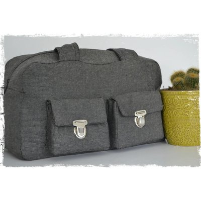 Cherry Designs - Blueberry bag, patroon
