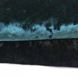 Blakstad - groen/blauw - fluweel