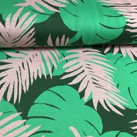 Leaves Green - Biojacquard