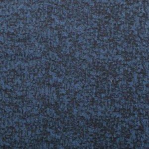 Odda - Stretch jacquard - blauw