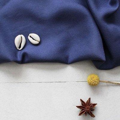 Atelier Brunette - Kobalt - Crêpe Viscose - Atelier Brunette