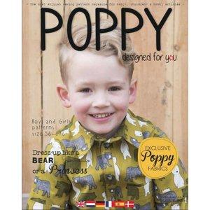 Poppy magazine, gratis bij aankoop van minstens 50 euro