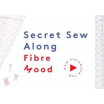 Sew Along Fibre Mood (donderdag 29/11) - Workshop