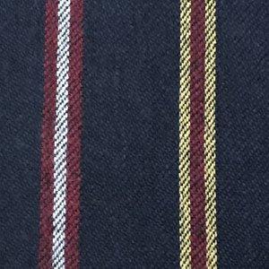 Heiland - Marine/rood/geel - Wol