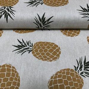 Queen Pineapple - Canvas