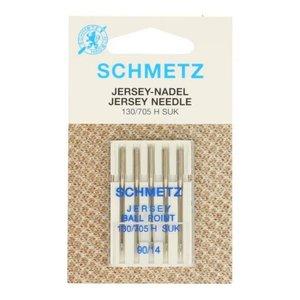Jersey naald 90/14 - Schmetz naaimachinenaald