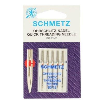 Quick Threading - Schmetz Naaimachinenaald