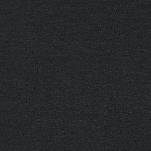 Tricot denim look - zwart