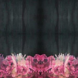 Stenzo - Flowers - tricotpaneel