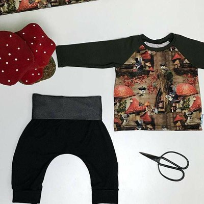 Babykledij in tricot (Dinsdagochtend november) - Workshop