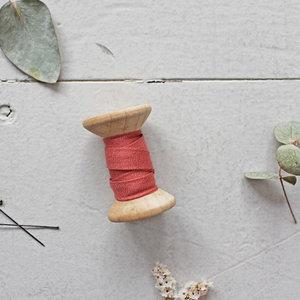 Atelier Brunette - Biais Crêpe - Terracotta