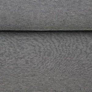 Stenzo - Fijne streepjes - marineblauw - tricot