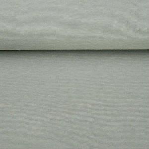 Stenzo - Fijne streepjes - mint - tricot