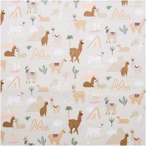 Rico Design - Alpaca Hot Foil - Katoen