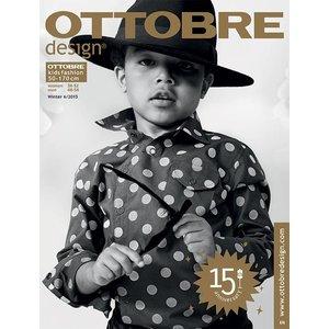 Tijdschrift Ottobre kids winter 6/2015