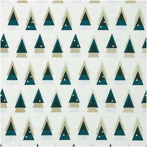 Rico Design - Sparren - Mint - Katoen
