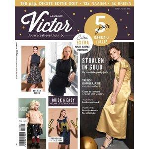 La Maison Victor - Tijdschrift - La Maison Victor - 6/2018 - nov.-dec. 2018
