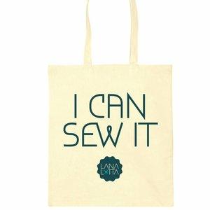 Katoenen draagtas - I can sew it