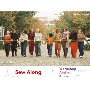 Bertha Sew Along (donderdag 29/11) - Workshop