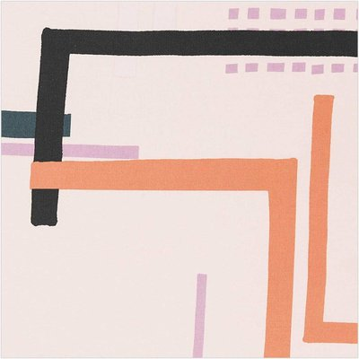 Rico Design - Abstract - Gelamineerde katoen