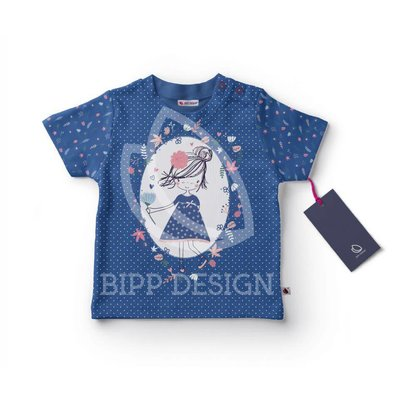 Bipp - Gilby Jeans - Tricotpaneel