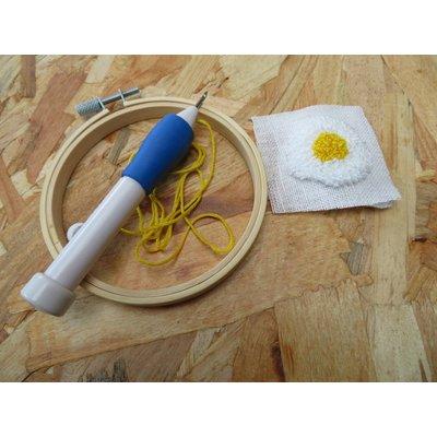 Workshop - Punchneedling (zaterdag 12/1)