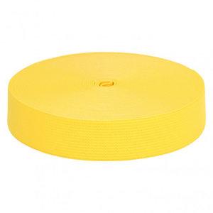 Elastische tailleband -geel (2,00 cm)