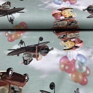 Stenzo - Vliegende auto - Tricot