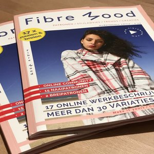 Fibre Mood nr 02 - Tijdschrift