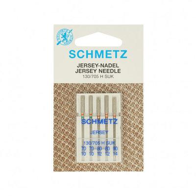 Jersey naald ass. 70-90- Schmetz naaimachinenaald
