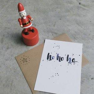 Kaartje - Ho Ho Ho