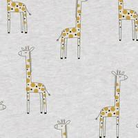 Giraffen - gold foil - Tricot