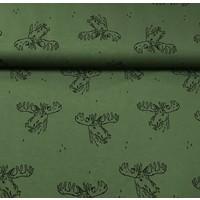Bloome - Biosweater - Funky Moose - Flessengroen