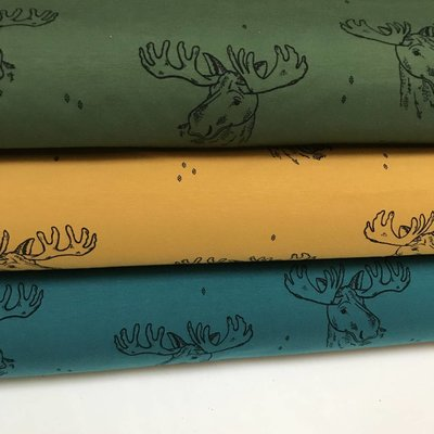 Bloome - Funky Moose - Ochre - Biotricot