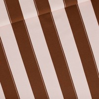 See you at six - Wide Lines - Pink & Brown - French Terry