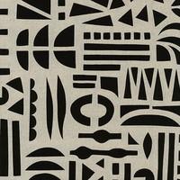 Kokka - Stencil  - Canvas