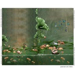 Stenzo - Waterelfjes - Tricot paneel