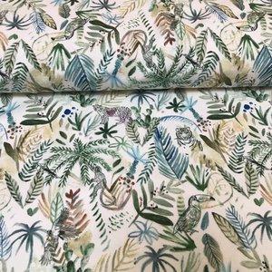 Jungle Animals  - Tricot