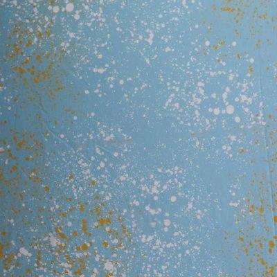 Moos Small Splash - Blauw
