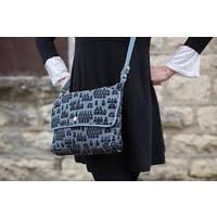 Noodlehead Traverse bag - patroon
