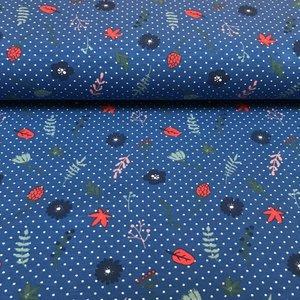 Flori Dots Jeans - Tricot