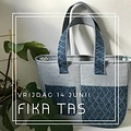Fika tas - Workshop - vrijdag 14 juni