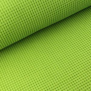 Wafeldoek - Lime