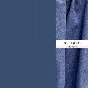 Lotte Martens - Middenblauw 038 - Twill