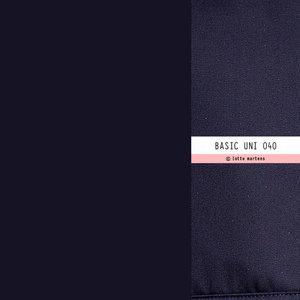 Lotte Martens - Donkerblauw 040  - Twill